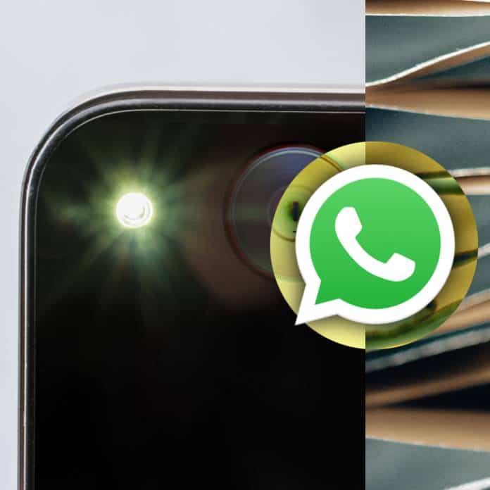 Zo kun je de zaklamp activeren bij WhatsApp-meldingen