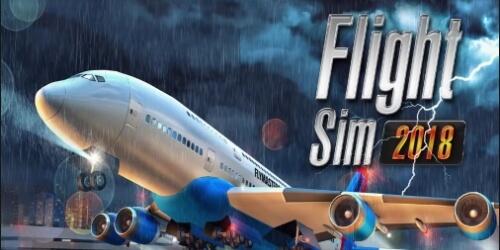 Image 2 for Τα Καλύτερα Παιχνίδια του Αυγούστου: Dancing Hotdog, Flight Sim 2018
