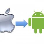 4 Τρόποι Μεταφοράς Eπαφών από iPhone σε Android