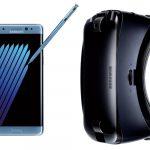 foto de Samsung Galaxy Note 7 ya está en preventa en España