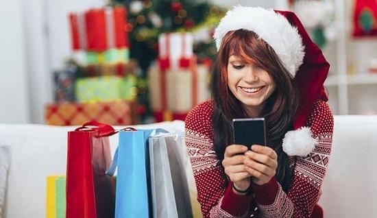 Las mejores aplicaciones para las compras de Navidad