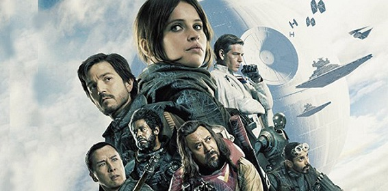 Star Wars vuelve con Rogue One