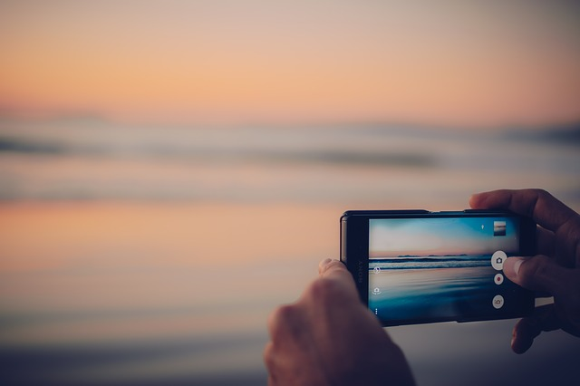 5 aplicaciones para retocar tus fotos del verano
