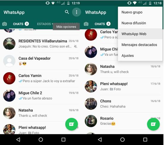 Imagen 3 - Señales para identificar si te espían por WhatsApp y cómo evitarlo