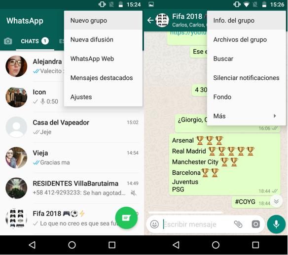 Imagen 2 - Pasos para crear canales al estilo de Telegram en WhatsApp