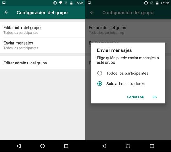 Imagen 3 - Pasos para crear canales al estilo de Telegram en WhatsApp