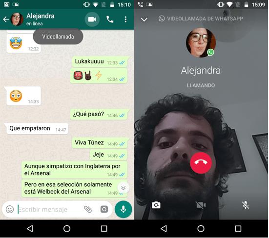 Imagen 3 - Cómo hacer llamadas grupales de audio y video en WhatsApp