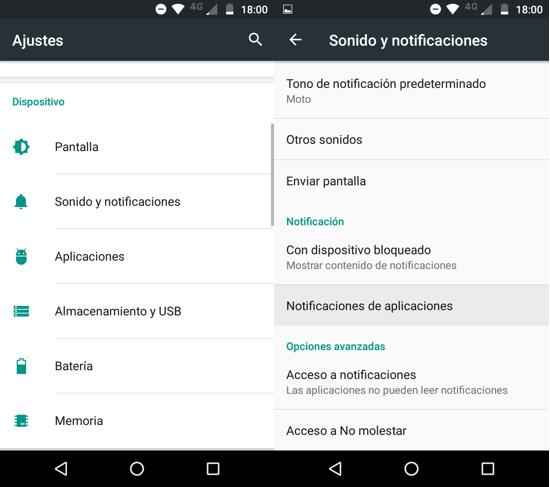 Imagen 3 - Aprende a bloquear notificaciones de cualquier aplicación en Android