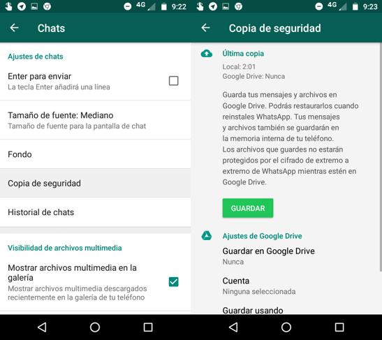 Imagen 3 - Problemas más comunes que pueden surgir en WhatsApp y sus soluciones
