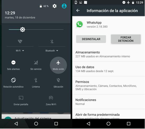 Imagen 4 - Cómo borrar mensajes antiguos de WhatsApp