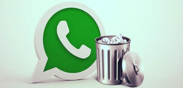 Imagen 1 - Cómo borrar tu cuenta de WhatsApp en Android