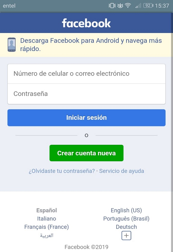 Imagen 2 ¿Cómo recuperar los contactos borrados en Android?