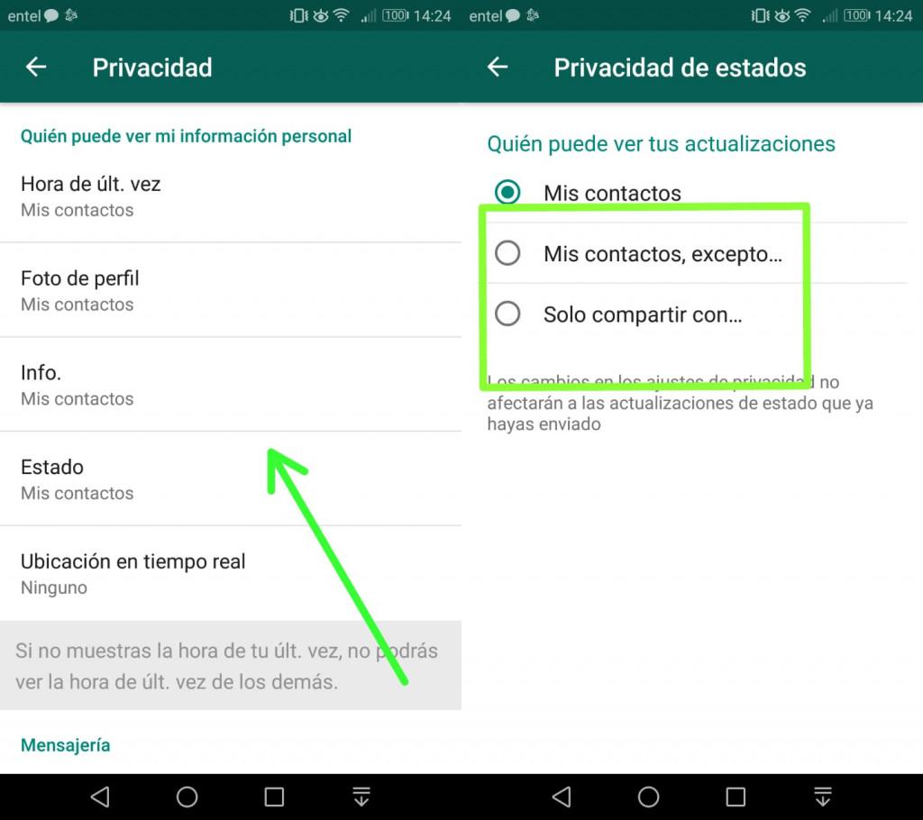 Imagen 2 5 trucos y consejos para WhatsApp en Android