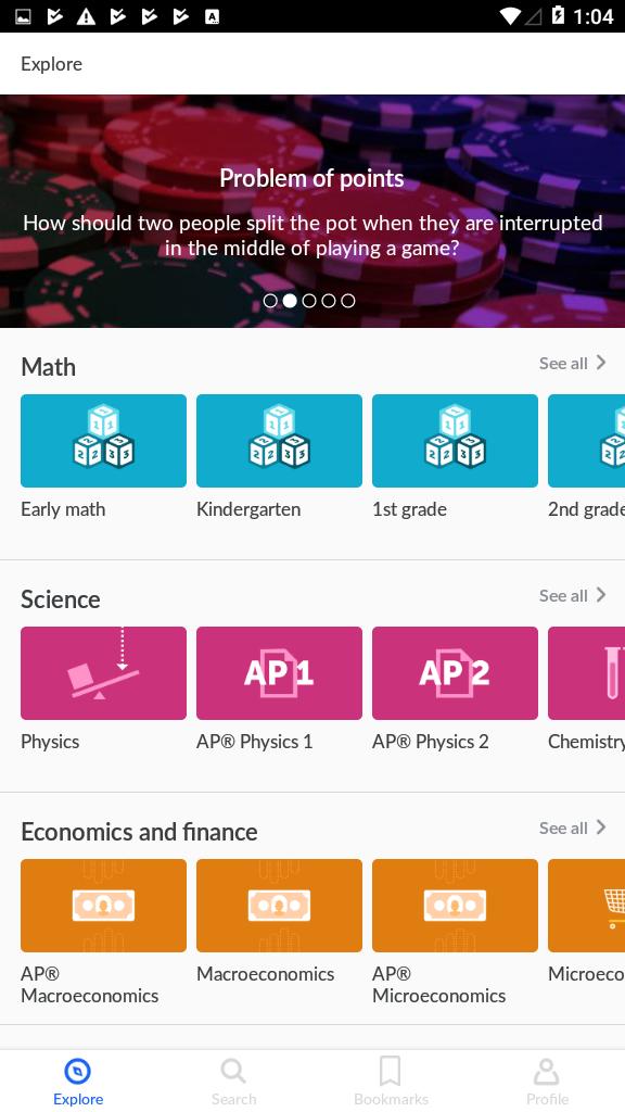 Imagen3 Las 5 mejores aplicaciones para aprender en Android