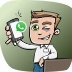 ¡Envía mensajes de WhatsApp a contactos que no están en tu agenda!