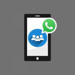 destacada Responde mensajes de grupos de WhatsApp en forma privada