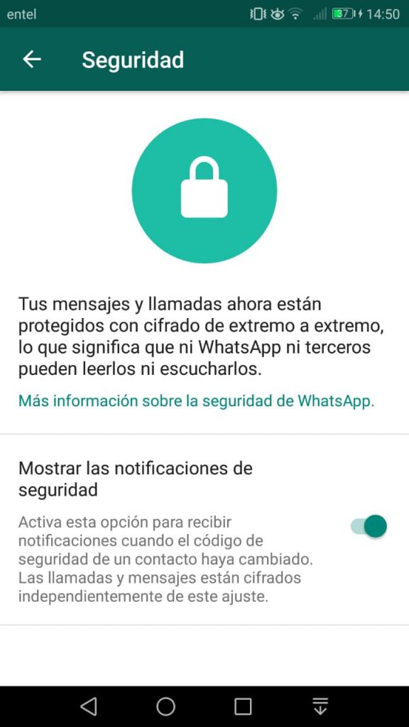 Imagen4 Mejora la seguridad de tu cuenta de WhatsApp