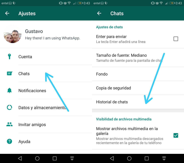 Imagen1 ¡Controla el espacio ocupado por WhatsApp en tu Android!