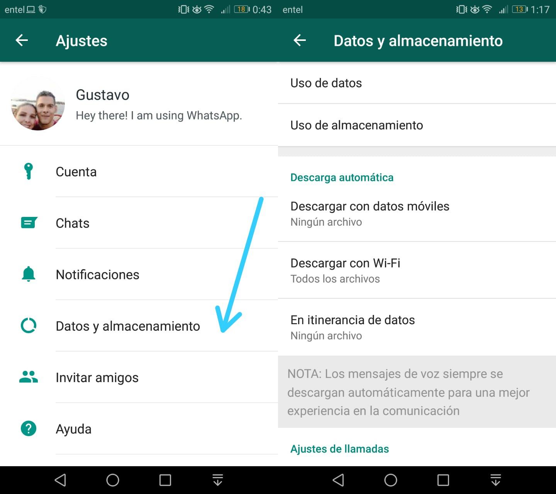 Imagen4 ¡Controla el espacio ocupado por WhatsApp en tu Android!