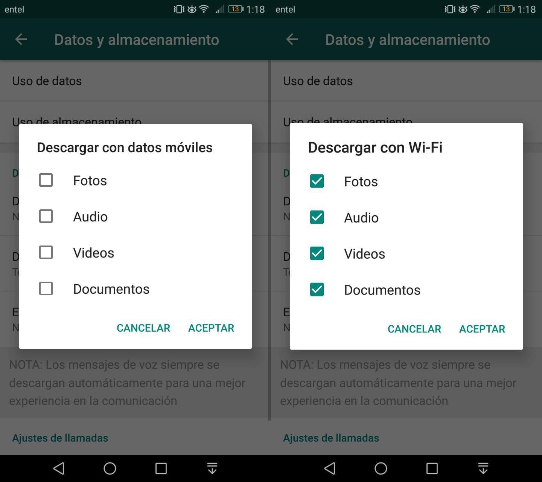 Imagen5 ¡Controla el espacio ocupado por WhatsApp en tu Android!