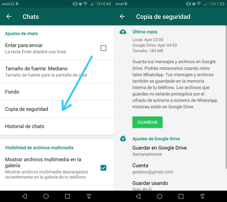 Imagen6 ¡Controla el espacio ocupado por WhatsApp en tu Android!
