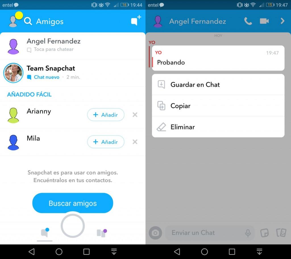 Imagen1 ¡Envía mensajes secretos en Android!