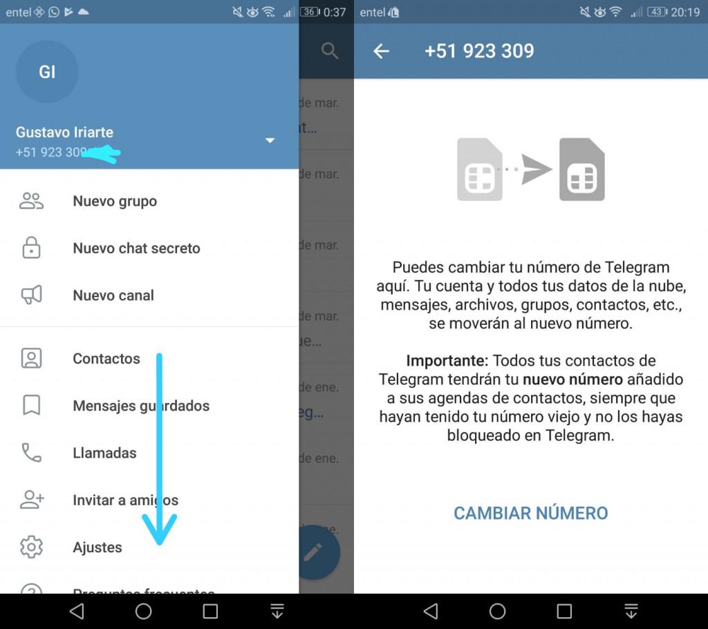 Imagen3 ¡Top 5 de trucos y consejos para Telegram en Android!