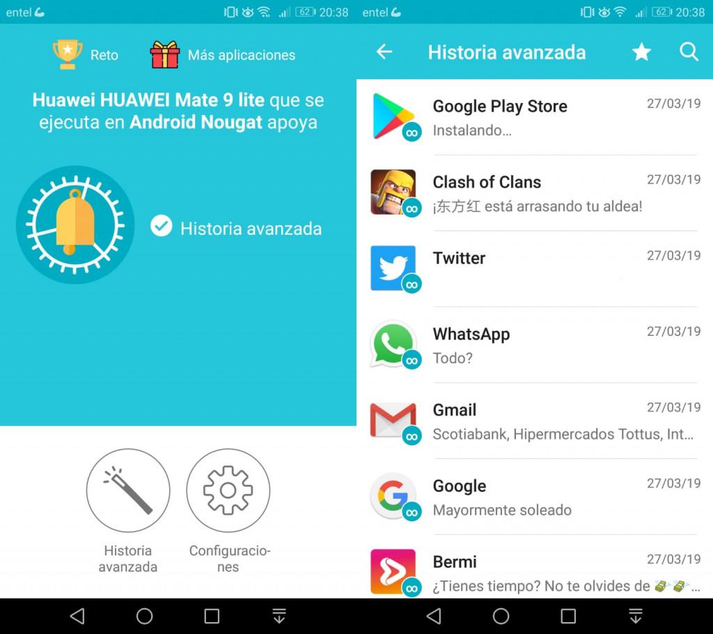 Imagen1 Cómo recuperar las notificaciones borradas por accidente en Android