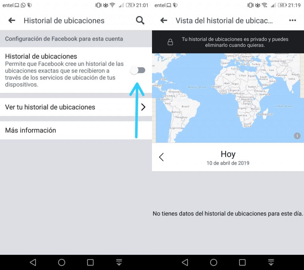Imagen3 ¡Evita que Facebook rastree tu ubicación en segundo plano!