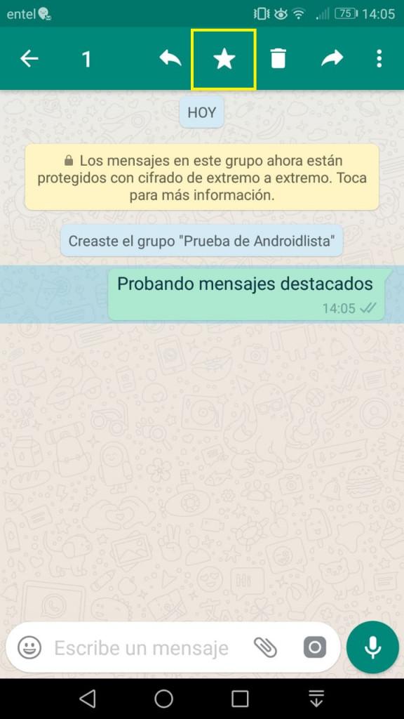 Imagen1 ¡Evita perder mensajes importantes de WhatsApp!