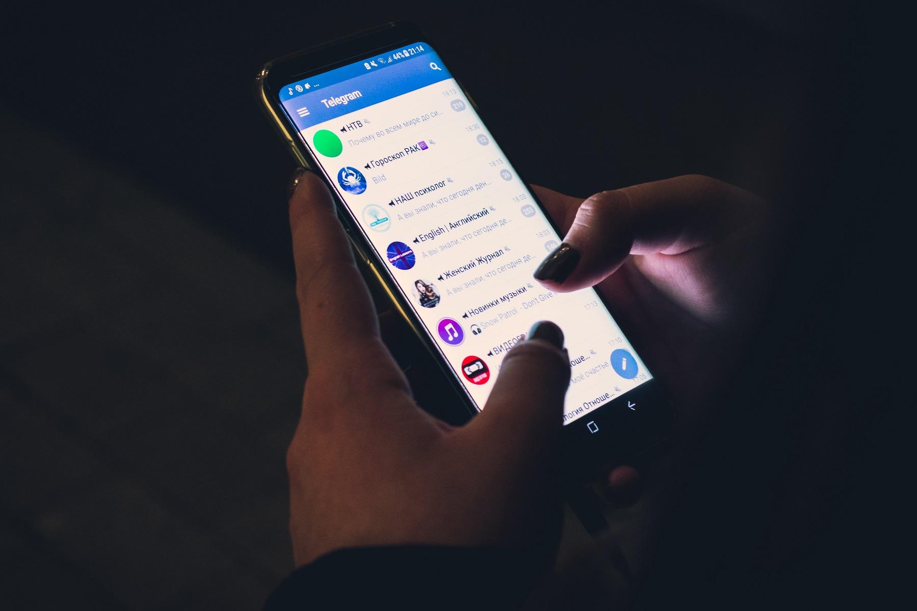 Header ¡Aprende a crear grupos y canales de Telegram!