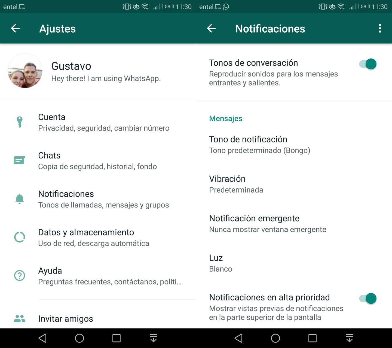 Imagen2 ¡Cambia el sonido de las notificaciones de Android!