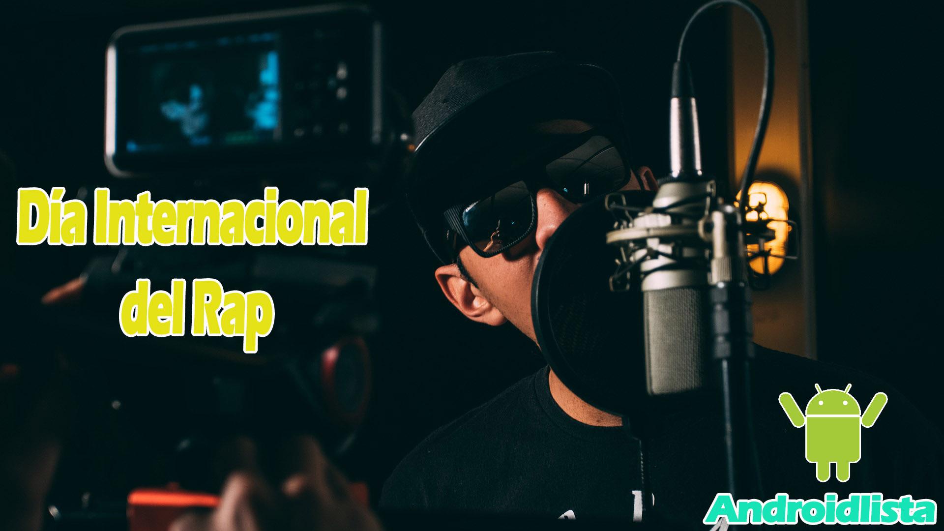 Header Día Internacional del Rap: ¡Crea las mejores canciones de Hip-hop y Rap en tu Android!