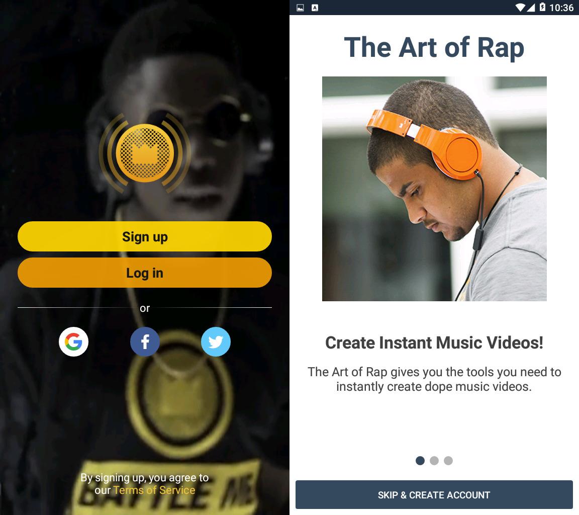Imagen1 Día Internacional del Rap: ¡Crea las mejores canciones de Hip-hop y Rap en tu Android!