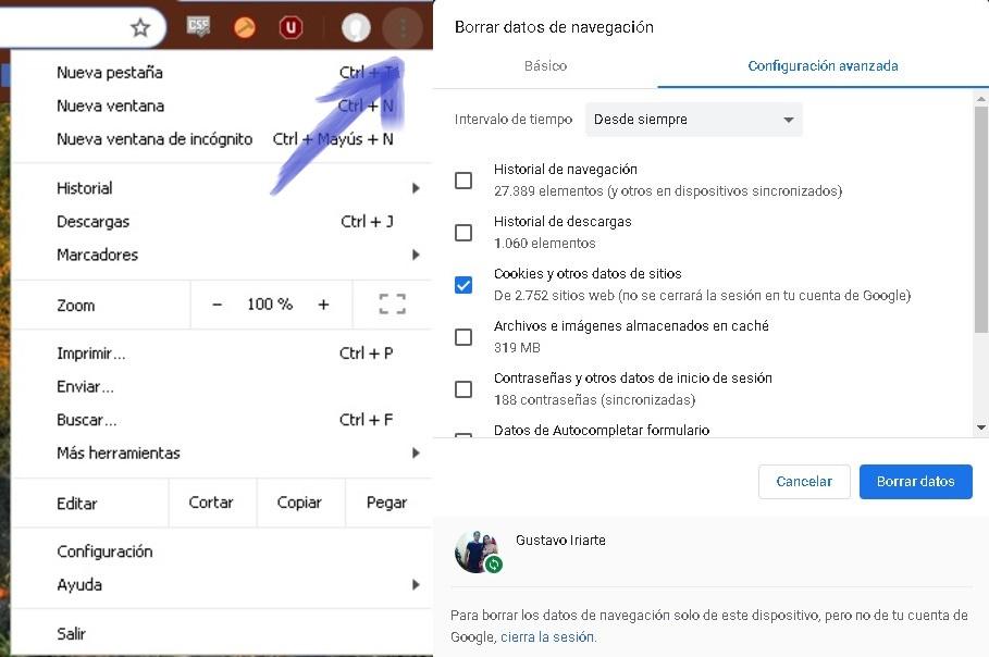 Imagen1 ¿Qué hacer cuando WhatsApp Web no funciona?