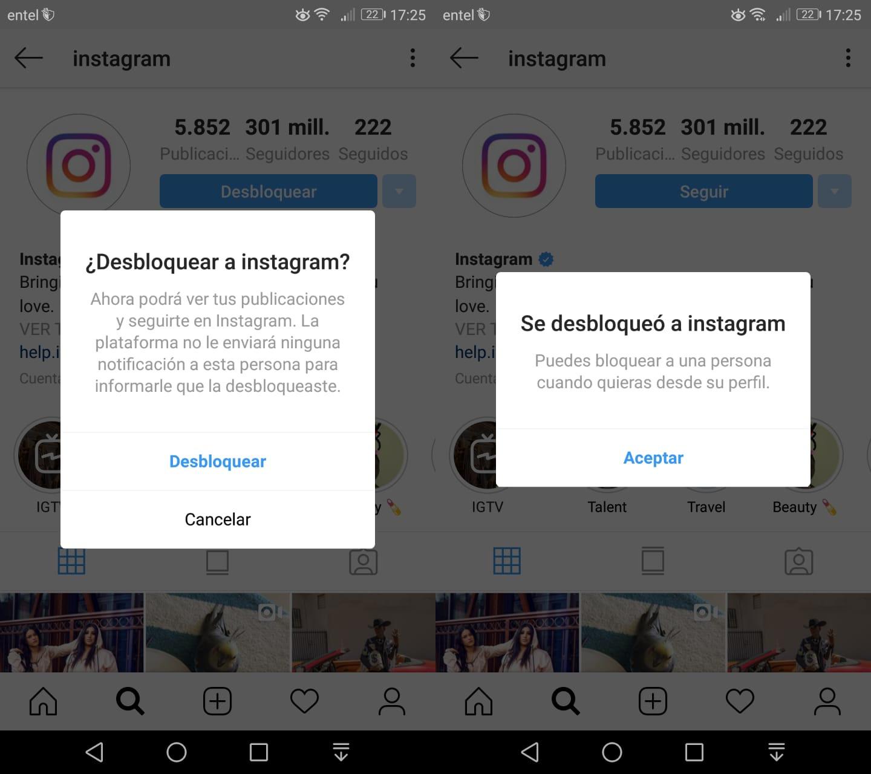 Imagen3 ¿Cómo bloquear a alguien en Instagram?
