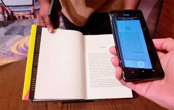¿Cómo traducir textos con la cámara de un móvil Android?