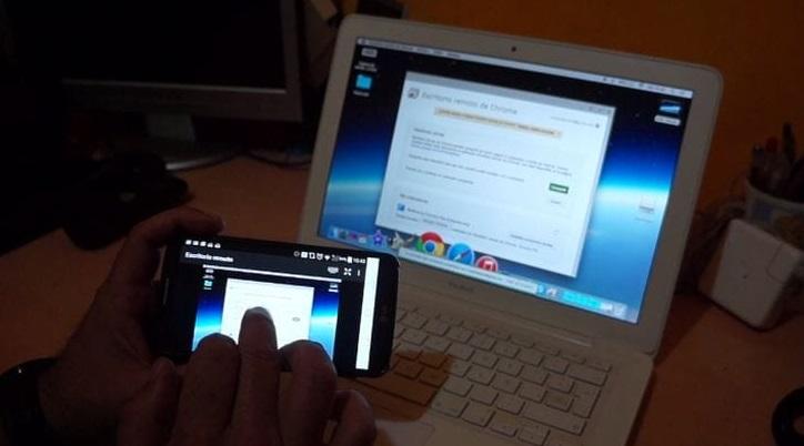 Controla el ordenador de forma remota desde tu móvil Android