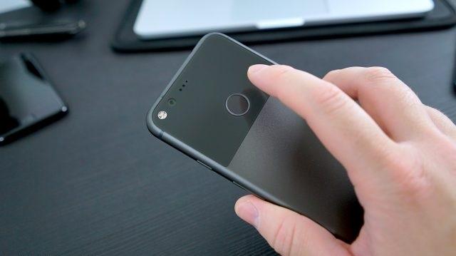 ¡Aprovecha el escáner de huellas digitales de tu móvil Android!