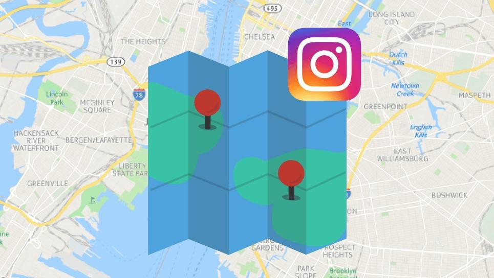 Cómo crear y añadir ubicaciones a tus publicaciones de Instagram