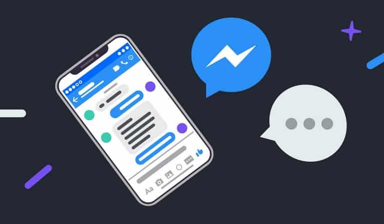 Cómo ocultar el «escribiendo» y el «visto» en Facebook Messenger