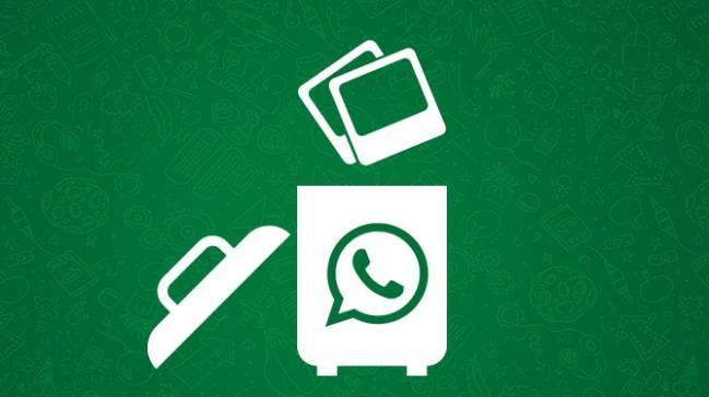Lo que debes saber antes de borrar los mensajes enviados en WhatsApp