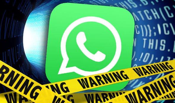 Cuidado con estos mensajes de WhatsApp que pueden bloquear la app