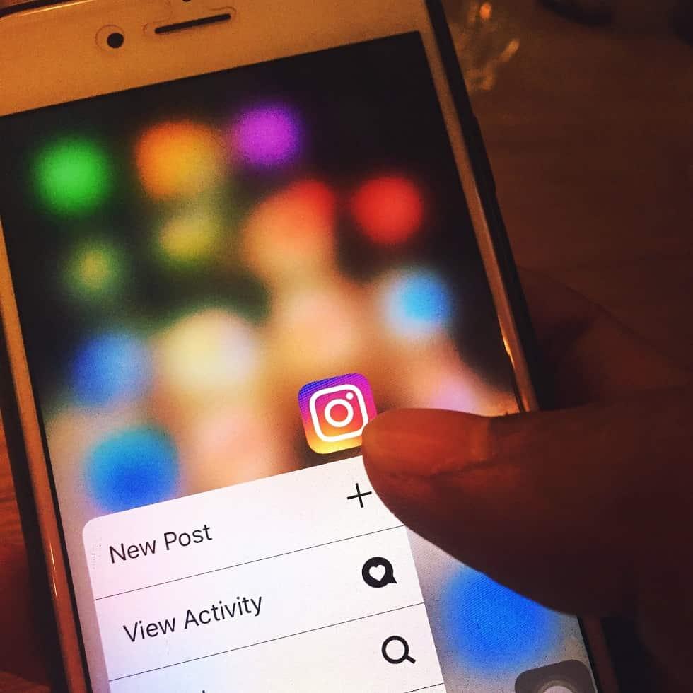 Ya puedes agregar accesos directos desde el icono de Instagram