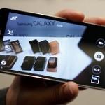 Samsung presentó su Galaxy S5