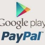 Ya podemos comprar aplicaciones en Google Play con PayPal