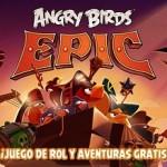 Foto de ya puedes descargar Angry Birds Epic para Android