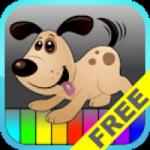 Piano con Animales para Niños