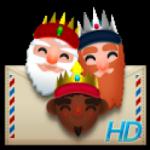 Las mejores aplicaciones Android para escribir a los Reyes Magos