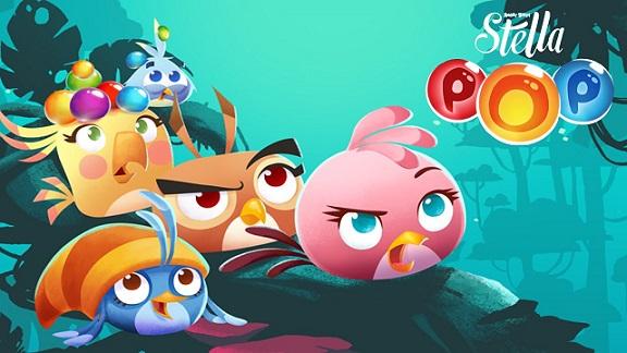 Angry Birds Stella POP!